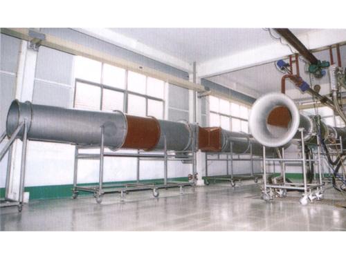 风洞试验系统